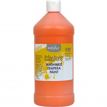 RPC213715 - Little Masters Orange 32Oz Washable Paint in Paint