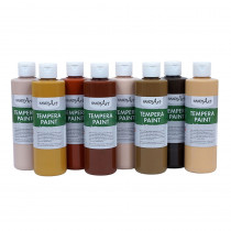 RPC882056 - Handy Art Tempera Paint 8Oz 8 Set Multicultural in General