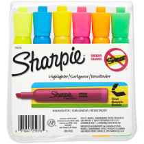 SAN25076 - Major Accent Six Pack in Highlighters