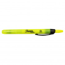 SAN28025 - Highlighter Accent Rt Fl Yellow 1Ea in Highlighters