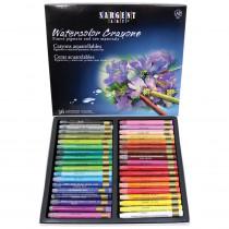 Watercolor Crayons, 36 Colors - SAR221136 | Sargent Art  Inc. | Crayons