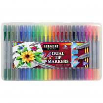 SAR221586 - Sargent Art Dual Tip Markers in Markers