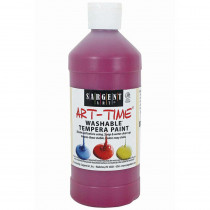 SAR223438 - Washable Tempera Magenta 16Oz in Paint