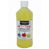 SAR226402 - Yellow Tempera Paint 16Oz in Paint