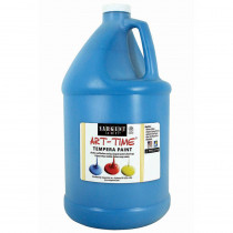 SAR226661 - Turquoise Tempera Paint Gallon in Paint