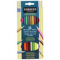 SAR227202 - Sargent Art Bicolored Pencils in Colored Pencils