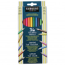 SAR227236 - Sargent Art Colored Pencils 36 Colors in Colored Pencils