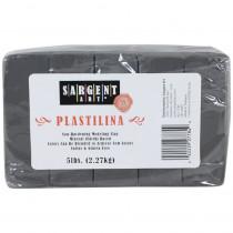 Plastilina Non-Hardening Modeling Clay, 5 lbs., Gray - SAR227784 | Sargent Art  Inc. | Clay & Clay Tools