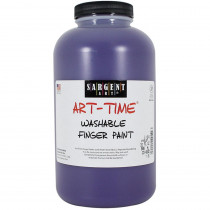 SAR229542 - 32Oz Washable Finger Paint Violet in Paint