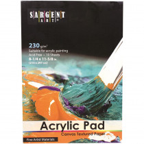 SAR235025 - Acrylic Pad in Sketch Pads
