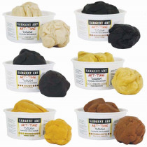 SAR853199 - Sargent Art Art-Time Multicultural Dough in General