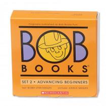 SB-9780439845021 - Bob Books Set 2 Advancing Beginners in Reading Skills