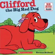 SB-9780439875875 - Clifford The Big Red Dog Carry Along Book & Cd in Books W/cd
