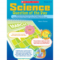 SC-0439754631 - Science Question Of The Day in Activity Books & Kits