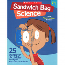 SC-0439754666 - Sandwich Bag Science in Activity Books & Kits