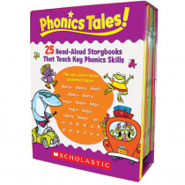 SC-0439884500 - Phonics Tales Library in Phonics