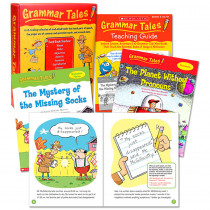 SC-0545067707 - Grammar Tales Bxs in Leveled Readers