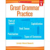SC-579421 - Great Grammar Practice Gr 1 in Grammar Skills
