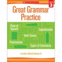 SC-579423 - Great Grammar Practice Gr 3 in Grammar Skills