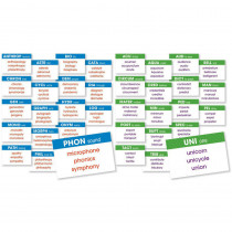 SC-581929 - Greek & Latin Roots Mini Bulletin Board Set in Language Arts