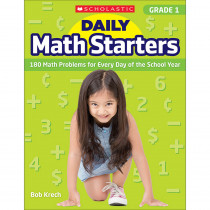 SC-815957 - Daily Math Starters Gr 1 in Activity Books
