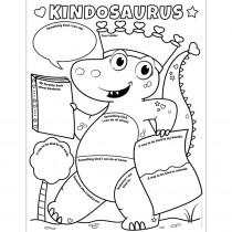 SC-822713 - Personal Poster Set Kindosaurus K-2 in Inspirational