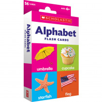 SC-823353 - Flash Cards Alphabet in Letter Recognition