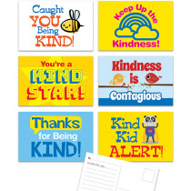 SC-823644 - Kindness Postcards in Postcards & Pads