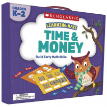 SC-823967 - Learning Mats Time And Money in Mats