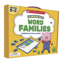 SC-823968 - Learning Mats Word Families in Mats