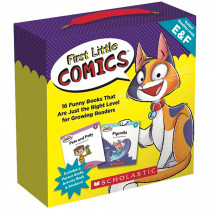 SC-825521 - Parent Pack Levels E And F First Little Comics in Language Arts