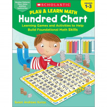 SC-826474 - Play & Learn Math Hundred Chart in Numeration