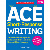 SC-828560 - Ace Short-Response Writing in Writing Skills