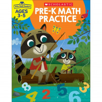 SC-830633 - Little Skill Seekers Pre-K Math Practice in Activity Books