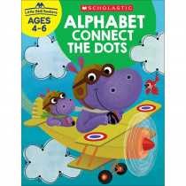 SC-830634 - Little Skill Seekers Alphabet Cnnct The Dots in Letter Recognition