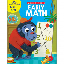 SC-830636 - Little Skill Seekers Early Math in Activity Books