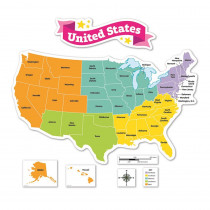 SC-834489 - Our United States Bulletin Board St in Social Studies