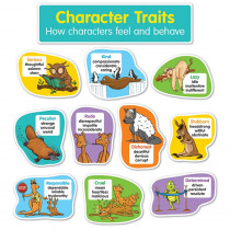 SC-834494 - Character Traits Bulletin Board St in Motivational