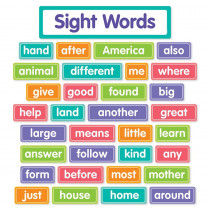 SC-834755 - More Sight Words Bulletin Board St in Language Arts