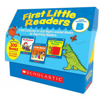 SC-9780545223027 - First Little Readers Guided Reading Level B in Learn To Read Readers
