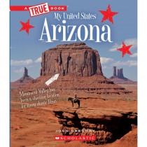 SC-ZCS674165 - My United States Book Arizona in Social Studies