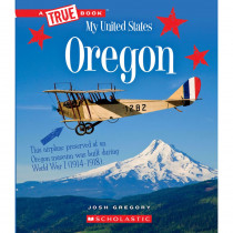 SC-ZCS674172 - My United States Book Oregon in Social Studies
