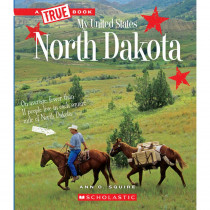 SC-ZCS674186 - My United States Book North Dakota in Social Studies