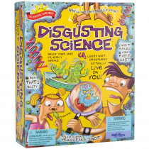 SCE222 - Gem Kits By Scientific Explorer Disgusting Science in Activity Books & Kits