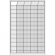 SE-3346 - Incentive Chart Small White 14 X 22 in Incentive Charts