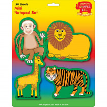 SE-7944 - Zoo Animals Set Mini Notepad in Note Pads
