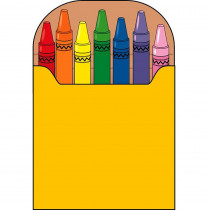 SE-94 - Notepad Large Crayon Box in Note Pads