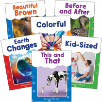 SEP107155 - See Me Read Describe It 6 Book Set in Reading Skills