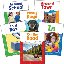 SEP107157 - See Me Read Discover 6 Book Set in Reading Skills