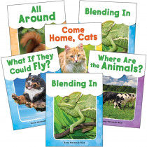 SEP107160 - See Me Read Animals 6 Book Set in Reading Skills
